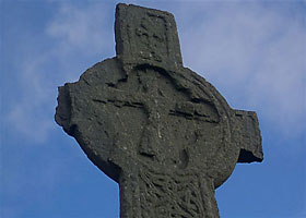 Macleans Cross on Iona